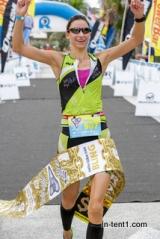 Kelsey Abbott wins Rev3 Venice Olympic