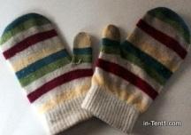 running mittens