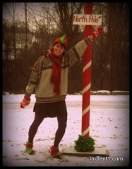 (north) pole dancing