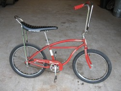 A huffy like mine