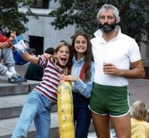 Katie & me w dad