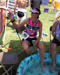 70.3 Cool down