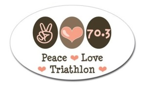peace - love - 70.3